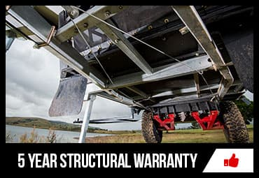 5 Year Structural Warranty