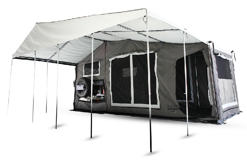 Softfloor Camper Trailer