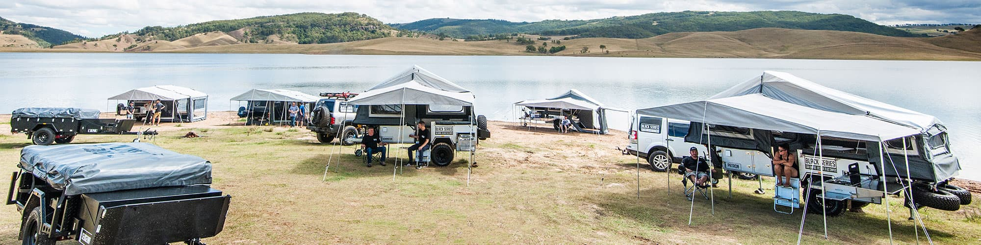 Go See Australia with a GIC Camper Trailer