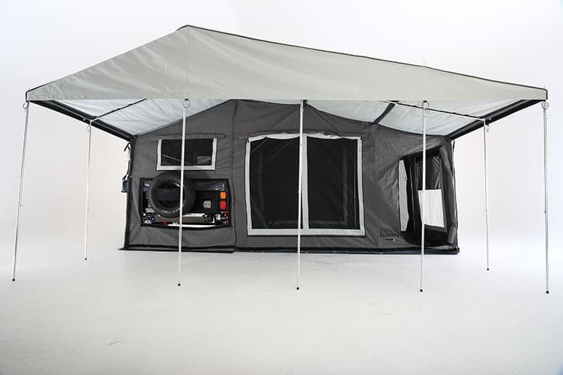 Alpha Camper Trailer