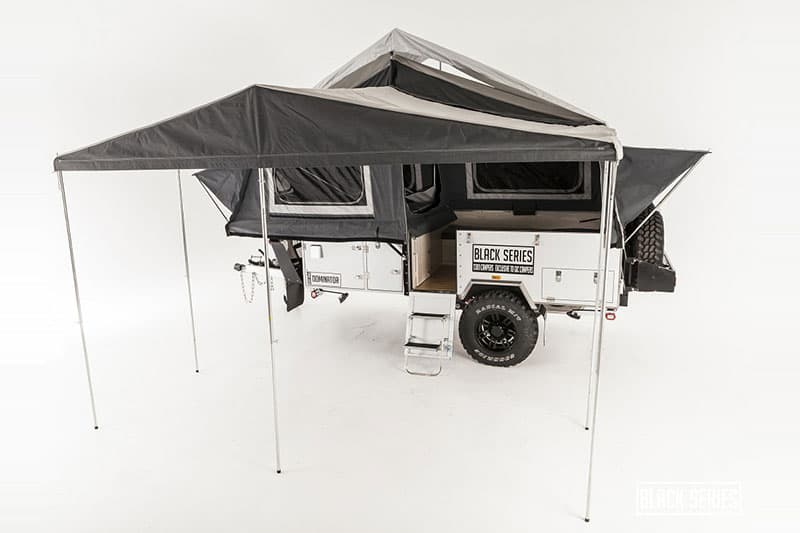 Dominator Camper Trailer