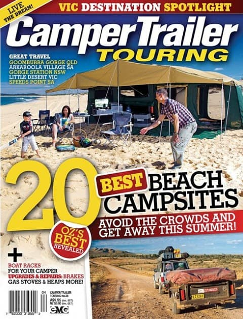 Camper Trailer Touring 28
