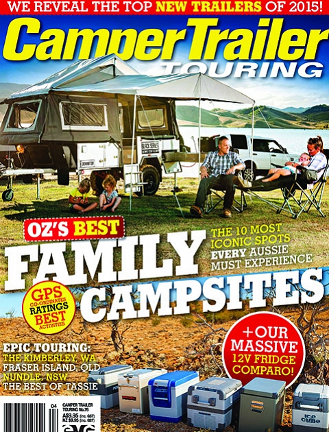 Camper Trailer Touring #76