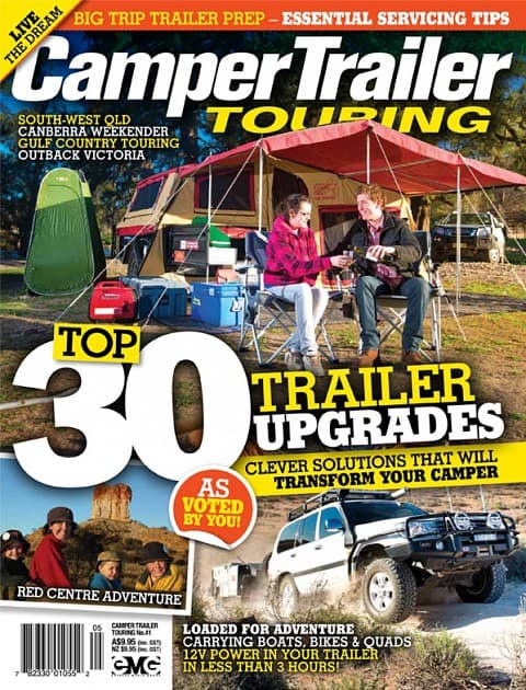 Camper Trailer Touring 41