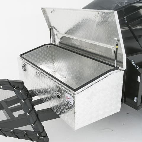 Large Aluminium Toolbox