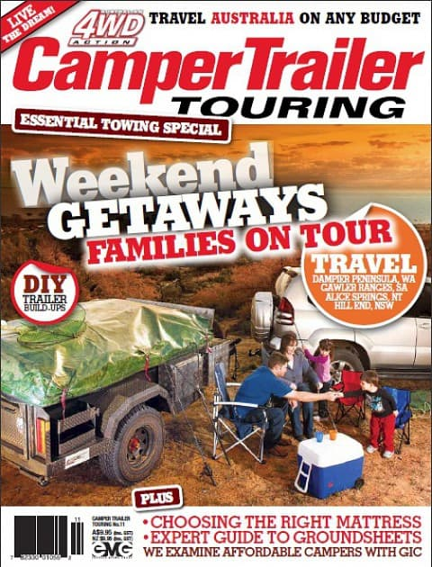 Camper Trailer Touring 11